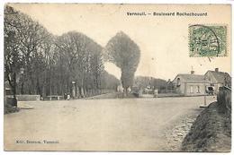 VERNEUIL - Boulevard Rochechouard - Verneuil Sur Seine