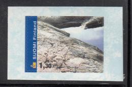 Finland MNH 2002 #1169 1.30E Granite Cliff - Finland