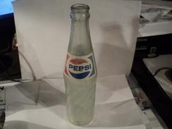 VIEILLE BOUTEILLE DE PEPSI COLA. PARAGUAY - Soda
