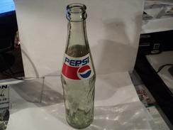 VIEILLE BOUTEILLE DE PEPSI COLA. PARAGUAY. 284 ML - Soda