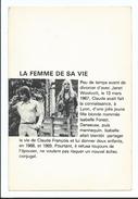 Claude François Divers Aspects De Sa Vie - La Femme De Sa Vie Isabelle Forest - Image Et Texte Illustré - Andere