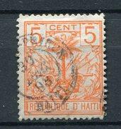Haiti Nr.25         O  Used         (107) - Haiti