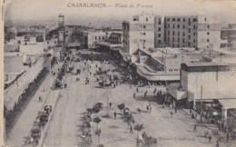 Morocco Casablanca Place De France - Casablanca