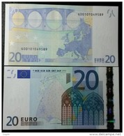 EURO CYPRUS 20 G G007 G008 G009 TRICHET UNC PRICE FOR ALL 3 - EURO