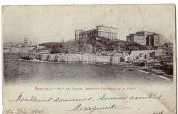 MARSEILLE: Le Pharo, Institut Pasteur - Marseilles