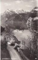 Switzerland Urirotstock Vom Axenstein 1933 Photo - UR Uri