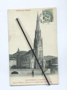 CPA - L'Aveyron Illustré - Saint Affrique - La Cathédrale - Saint Affrique