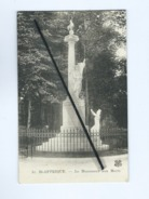 CPA Souple - St Affrique - Le Monument Aux Morts - Saint Affrique