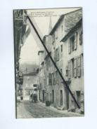 CPA - Saint Affrique  (Aveyron) - Rue Général De Castelnau - Au Premier Plan,la Maison Natale - Saint Affrique
