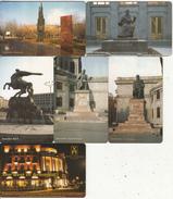 ARMENIA - Set Of 5 ArmenTel Telecards 50 Units, Monuments, Tirage 20000, Exp.date 31/12/06, Samples(no Chip, No CN)