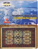 ARMENIA - Carpets 5, ArmenTel Telecard 50 Units, Tirage 16000, 11/02, Sample(no Chip, No CN) - Armenia
