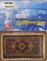 ARMENIA - Carpets 2, ArmenTel Telecard 50 Units, Tirage 16000, 11/02, Sample(no Chip, No CN) - Armenia