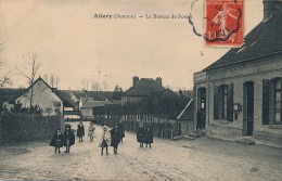 G67 - 80 - ALLERY - Somme - Le Bureau De Postes - France