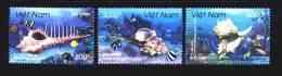 Vietnam MNH Perf Withdrawn Stamps 2004 : Murex In The Sea Of Viet Nam / Shell (Ms918) - Vietnam