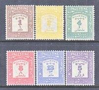 PALESTINE  J 6-11   * - Palestine