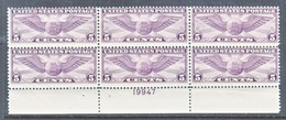 U.S.  C 12   **   1930  Issue - Air Mail