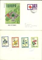 EUROPA-Cept, 1963, FDC:  Isle Of Pabay - 1963