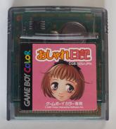 GB Color Japanese Oshare Nikki CGB-B23J-JPN ( Used ) - Nintendo Game Boy
