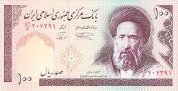 IRAN   100 Rials   ND (1985-).   P. 140f   UNC - Iran