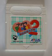 GB Japanese : Purikura Pocket 2 - Kareshi Kaizou Daisakusen DMG-A2PJPN ( Used ) - Nintendo Game Boy