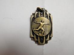 Médaille ( No Pin's ) , Football - Football