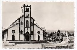 - FRANCE (La Réunion) - CPSM Vierge ILE DE LA REUNION - LE TAMPON - L'Eglise - - Saint Pierre