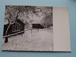 L'HIRONDELLE - OTEPPE ( Poésie Hivernale / Winterpoëzie ) Anno 19?? ( Zie Foto Details ) !! - Burdinne