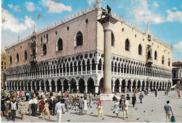 VENETO - VENEZIA - PALAZZO DUCALE - ED. BENEDETTI - VIAGGIATA 1974 - Venezia