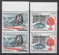 MONACO 1994 - SERIE EN PAIRES  N° 1935 Et 1936 - 4 TP NEUFS** Y5 - Monaco