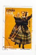 0,43 EUROS  -2009- TRES BEAU TIMBRE - -El  Candil - évocation De La  Coutumes Espagnole - 1931-Today: 2nd Rep - ... Juan Carlos I
