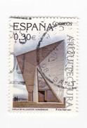 0,30€ - 2007 - ARCHITECTURE Capellade Vanleancearon - Almamadenejos - 1931-Today: 2nd Rep - ... Juan Carlos I