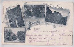 TAHITI - Litho Homes - Polynésie Française