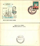 86859) Argentina - 1963 FDC Campagna Artica-base De Esercito General Belgrano - FDC