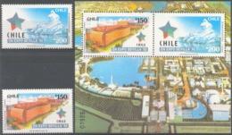 CHILE/STAMPS, 1992 - EXPO ´ 92 SEVILLE, MNH - Autres - Amérique