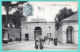 49 - LORIENT - LA PORTE DU MORBIHAN - Lorient
