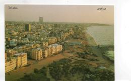Postcard - Tel-Aviv Partial View At Sunset Card No.9219 New - Postcards