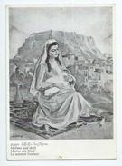 Arménie.La Mère Et L'enfant, Mother And Child - Arménie