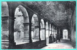 480 - SAINT GENIEZ D'OLT - LE CLOITRE - Frankreich