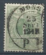 N°26 Dc Imprimé MONS/PP . RR - 1869-1883 Léopold II