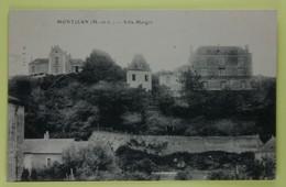 CP - Montjean -Villa Margot - France