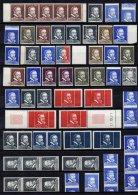 FRANCE - Palissy Avec Variétés Dont Une Impression à Sec Et 2 Lettres - 3 Scans - Curiosités: 1960-69 Neufs
