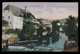 [028] Purgstall An Der Erlauf, 1918, Bez. Scheibbs, Verlag Fabris (Purgstall) - Purgstall An Der Erlauf