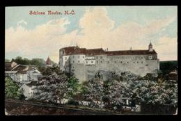 [028] Raabs An Der Thaya, Burg, Gel. ~1920, Bez. Waidhofen, Verlag Plappert (Oberndorf) - Raabs An Der Thaya