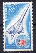 GABON  Timbre ** N°Pa 172 De 1975 ( Ref 4709 ) Avion - Concorde - Gabon