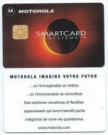 MOTOROLA VISION  SMARTCARD SYSTEMS  GSM - Herkunft Unbekannt