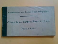 CARNET SEMEUSE 137(II) NEUF** MANQUE 4 TIMBRES.DEPART 1 EURO!!