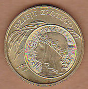 AC -  POLAND DZIEJE ZLOTEGO 2 ZILOTY 2006 COMMEMORATIVE COIN UNCIRCULATED - Pologne