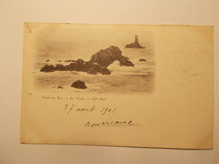 Carte Postale - POINTE DU RAZ (29) - Les Récifs (76-77/VIL) - France
