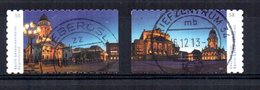 Germany - 2013 - Panoramas/Berlin (Self Adhesive Perfs) - Used - Used Stamps