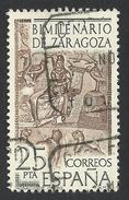 Spain, 25 P. 1976, Sc # 1946, Used - 1971-80 Oblitérés